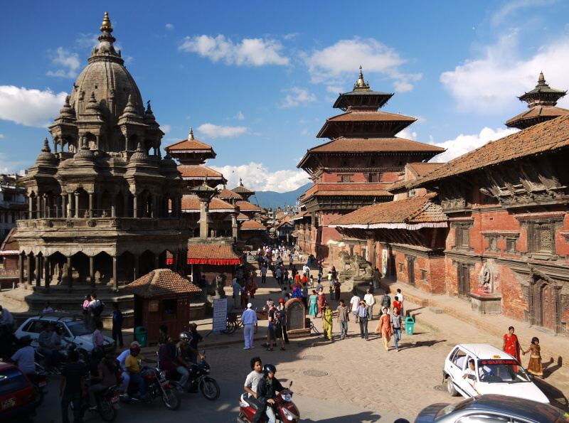 Seznamka u Kathmandu